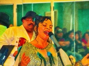 Cuicani Sings at CD Release