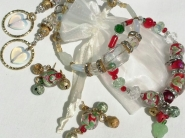 Holiday Bracelets (Prices  $12 - $15.00)