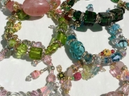 Spring Fling Bracelets (Prices $5.00 - $ 20.00)